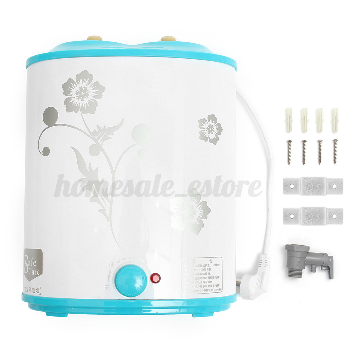 6l hot water storage heater portable tankless instant for 4 bathroom tankless water heater