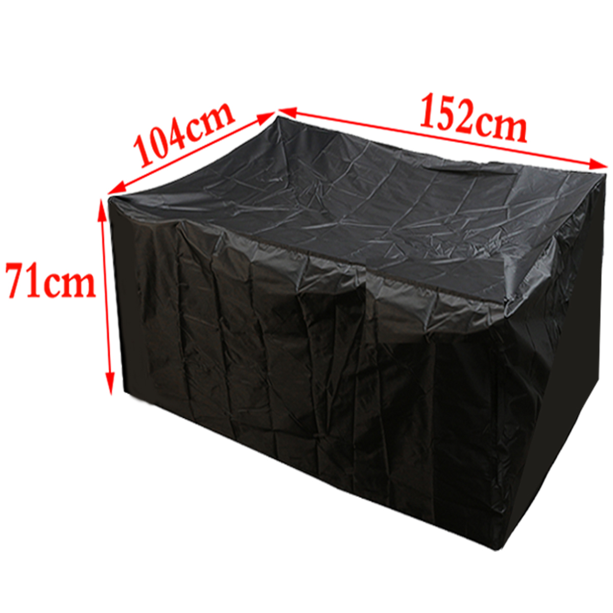 Outdoor Waterproof Furniture Polyester Protector Table Set Chair Sofa Bbq Cover Ebay