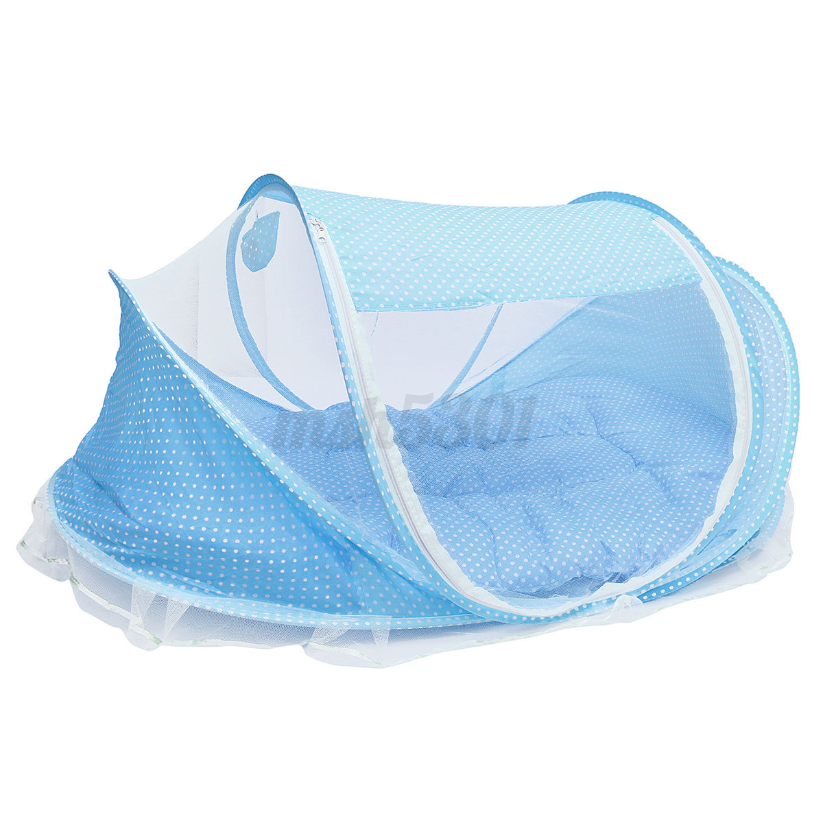 Portable-0-3-Years-Old-Infant-Baby-Mosquito-  sc 1 st  eBay & Portable 0-3 Years Old Infant Baby Mosquito Net Tent Mattress Bed ...