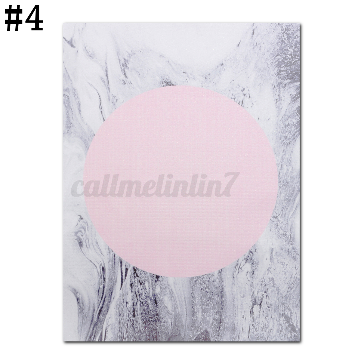 Unframed abstract minimalist home wall art canvas picture for Minimalist wall hangings