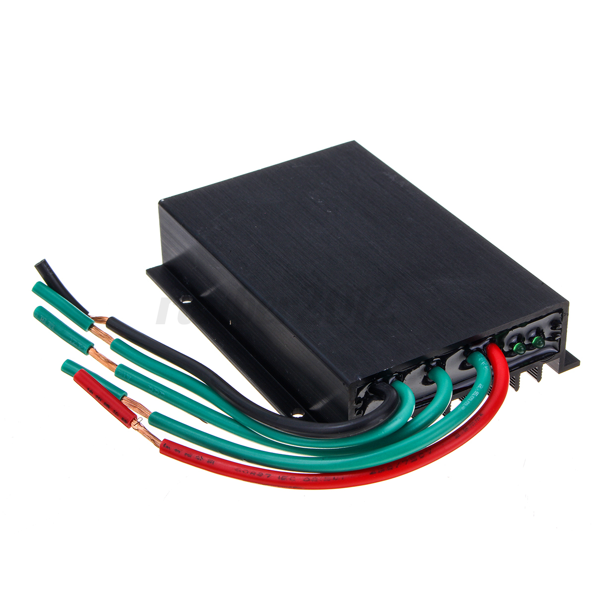 3000W-DC-12-24-48V-5-Blades-Wind-Turbines-Generator-Vertical-Charge-Controller miniature 4