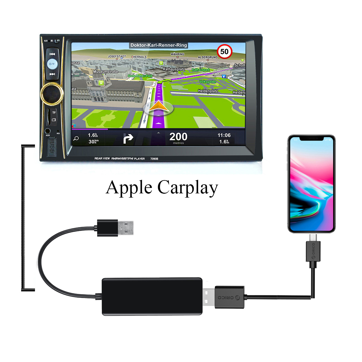 BMW NBT EVO ID5 ID6 APPLE CARPLAY ACTIVATION & ANDROID