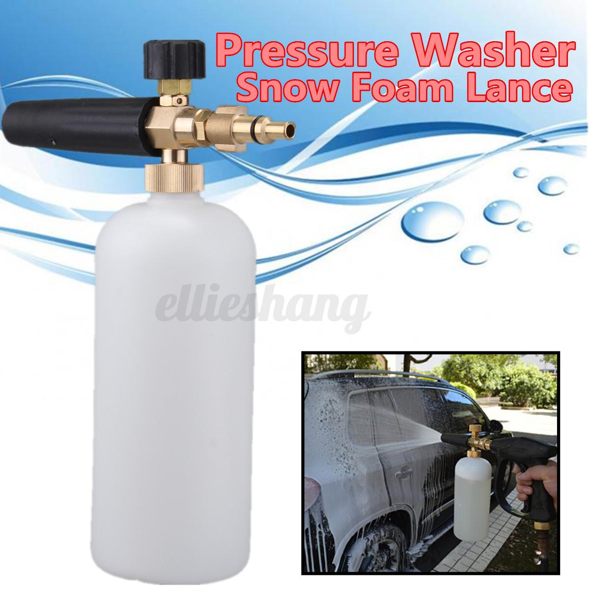 Car Wash Pressure Washer Lance Jet Gun For Lidl Parkside Qualcast VAX VPW