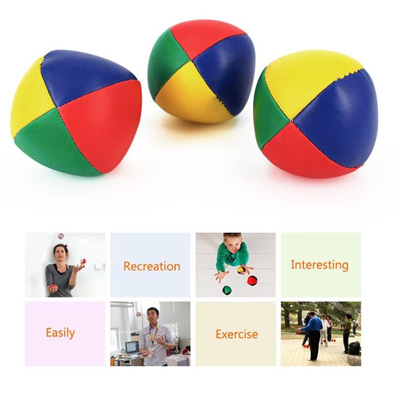 SEt of 3 Childrens Juggling Balls