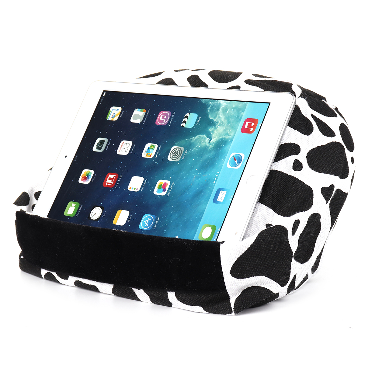 Portable Tablet Pillow Holder Book Rest Stand Foam Lap ...