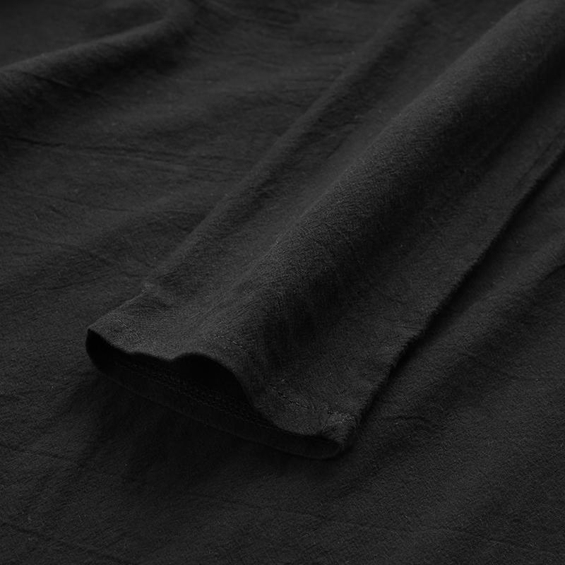 Gothic-Fashion-Men-039-s-Loose-Jacket-Long-Punk-Long-Cape-Tops-Loose-Fit-Jacket-Tops thumbnail 11