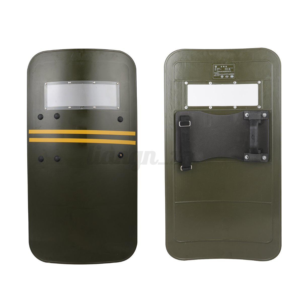Military Tactical Anti-Riot Law Enforcement Impact Police  Arm Shield  welcome to order
