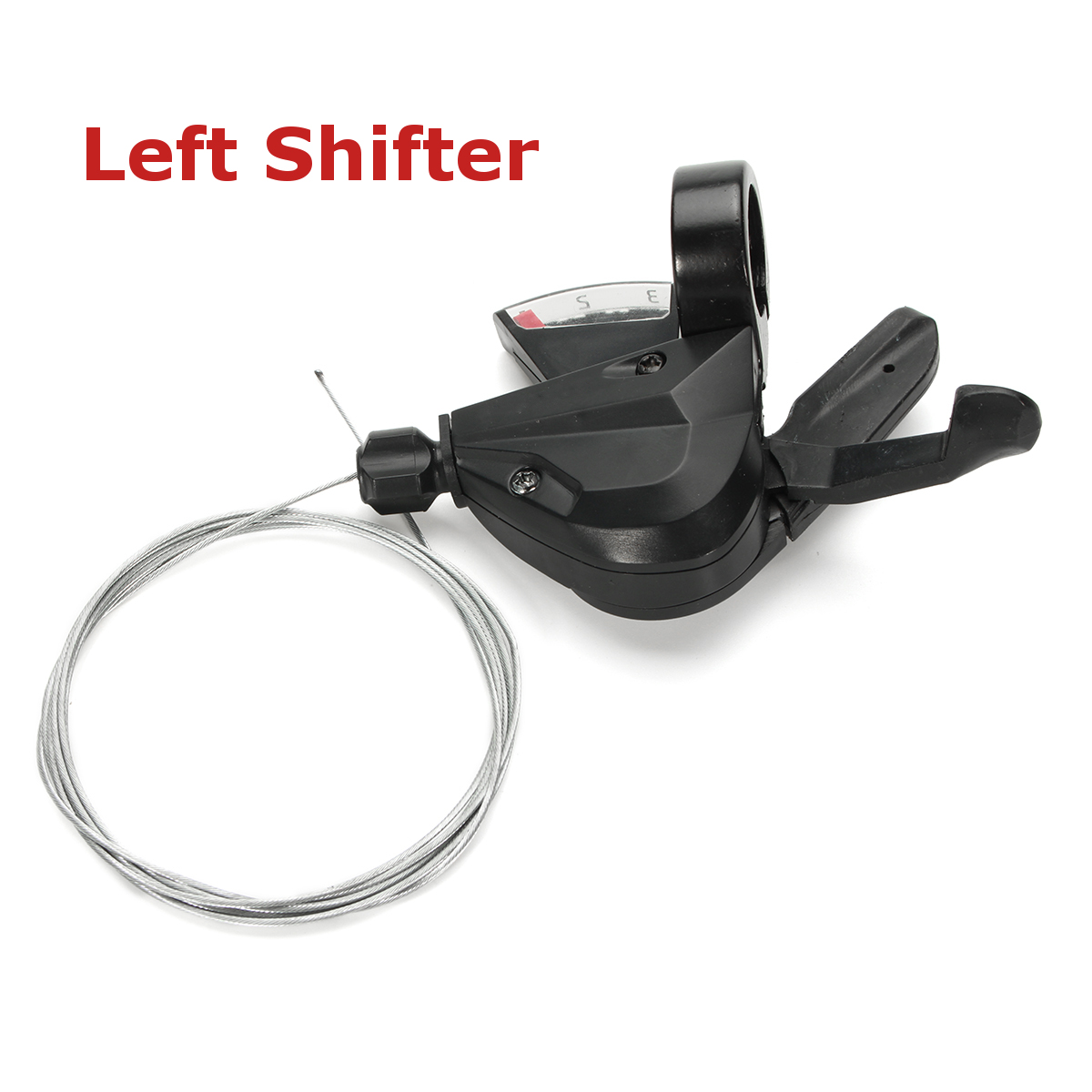 3x8 Speed Shift Lever Shifter Bike Bicycle Parts For Shimano Acera