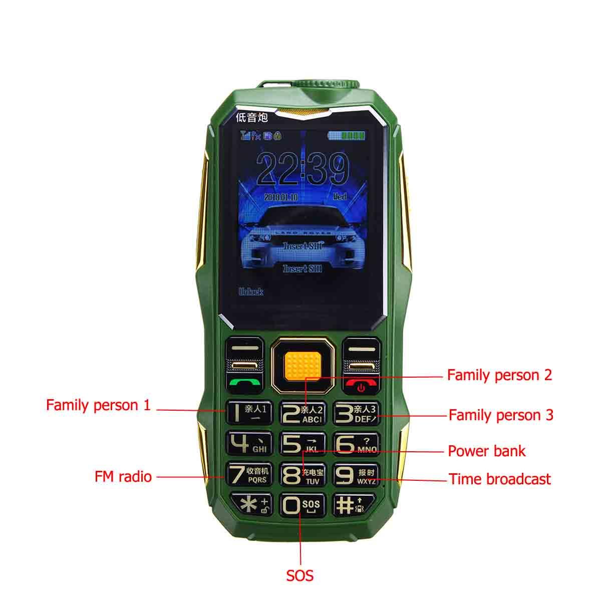 Handy Standby Hoher Akkuverbrauch