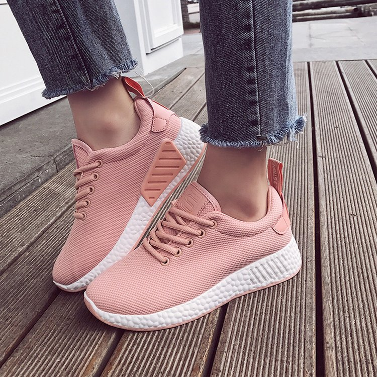 0da754de2 2018 Fashion New Women's Sneakers Sport Breathable Casual Running ...