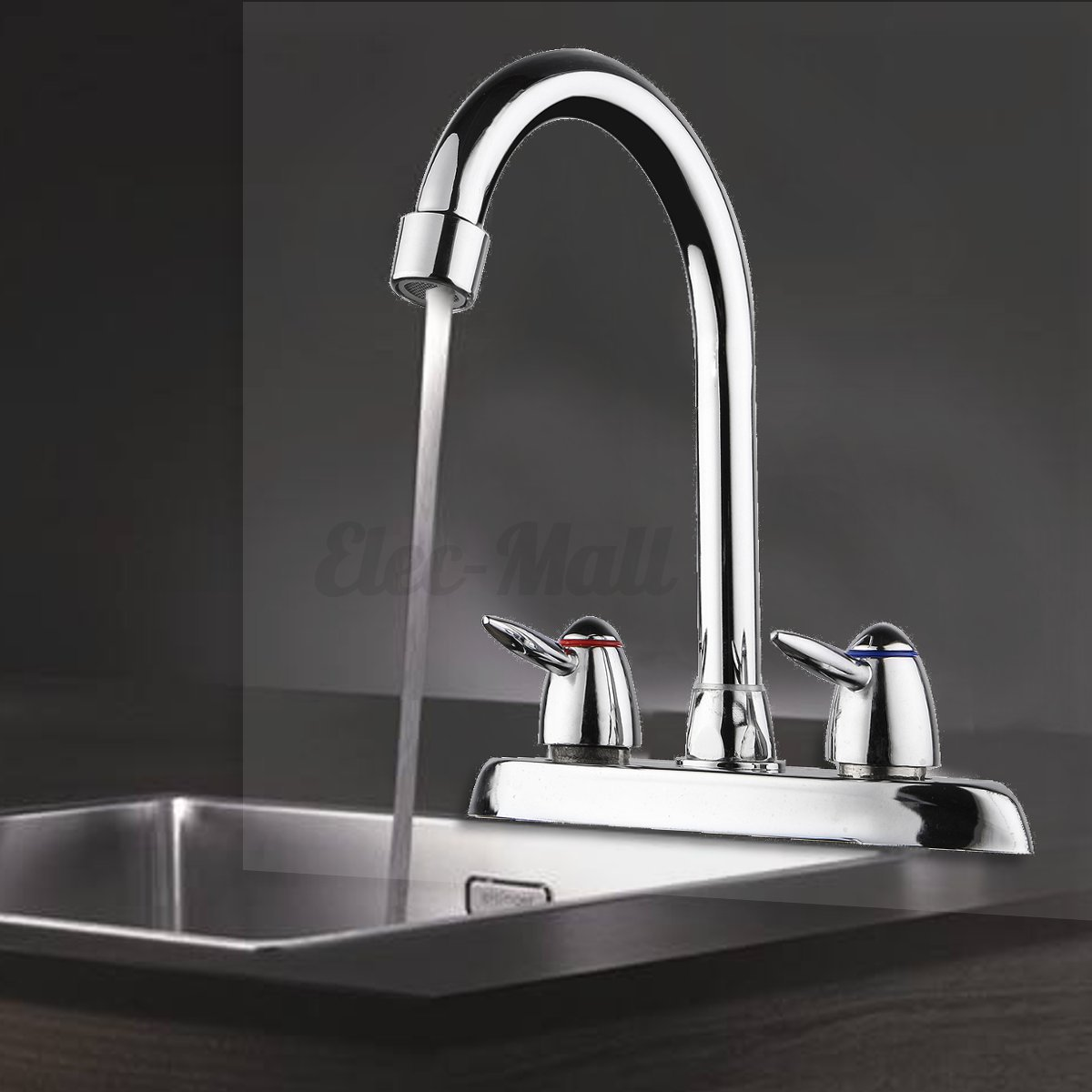 Kitchen Basin Sink Faucet Tap Mixer Spout Reverse Osmosis Drinking ...