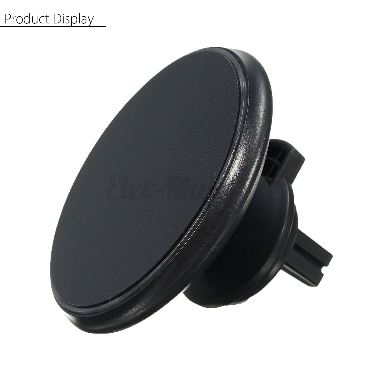 Qi Wireless Car Charger Magnetic Air Vent Mount Holder For Phone