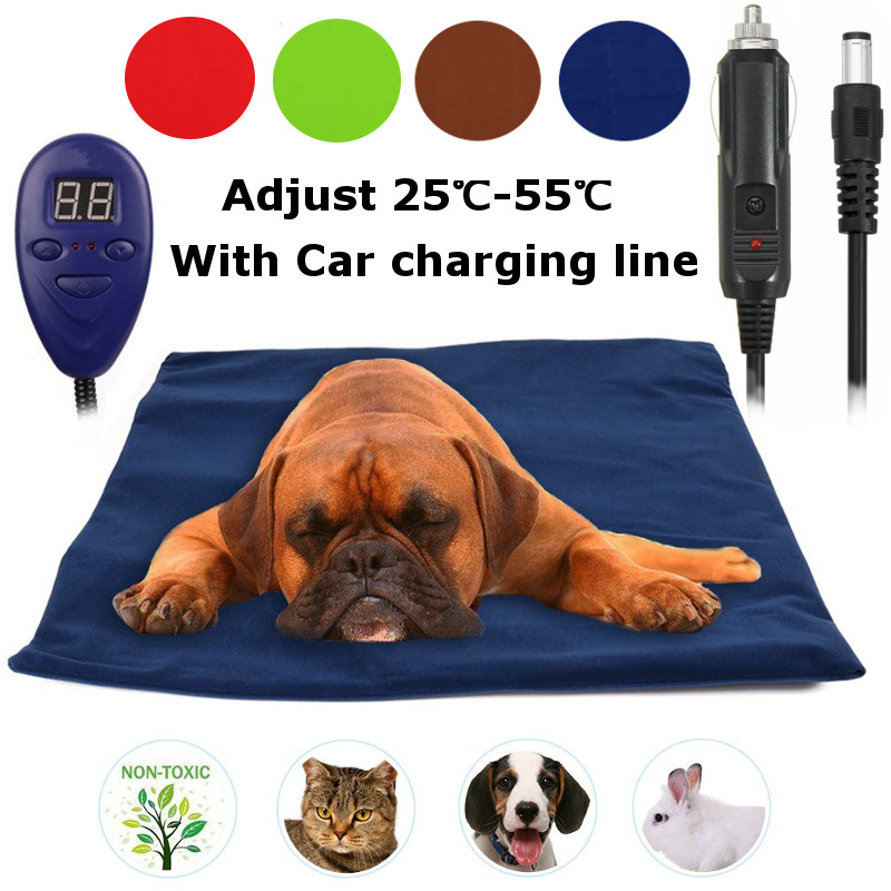 AnimalsWhelping Cats Pet Heating Pad 15WIndoor Electric Warmer for Dogs
