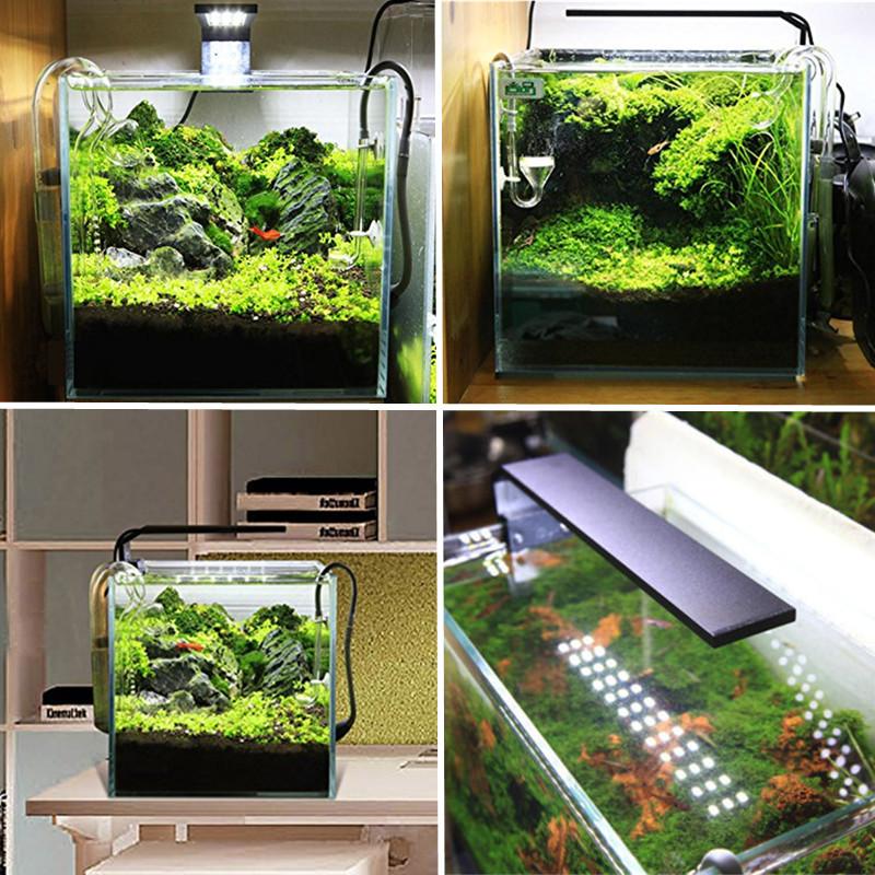 chihiros c serie 20 36cm 7 18w aquarium beleuchtung 5730 led abdeckung lampe ebay. Black Bedroom Furniture Sets. Home Design Ideas