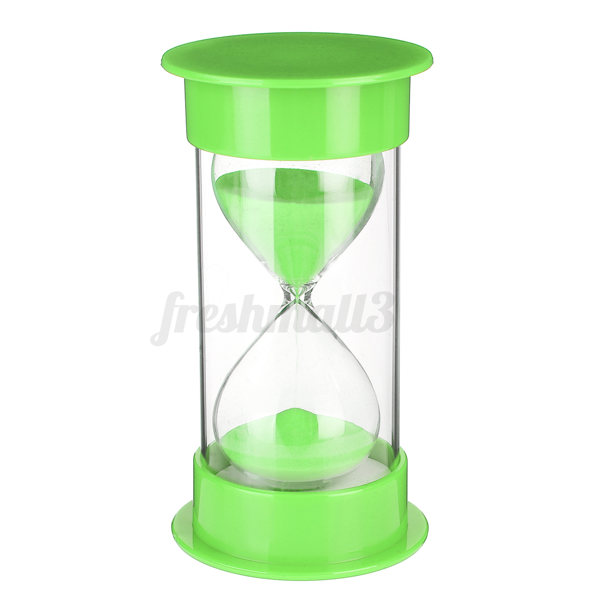 LilysHome Hourglass Sand Timer - 20 Minute, Cherry Finish: The Hourglass Sand Timer is an elegant, impressive accessory for your desk. This large hourglass is encased Manufacturer: LilysHome.