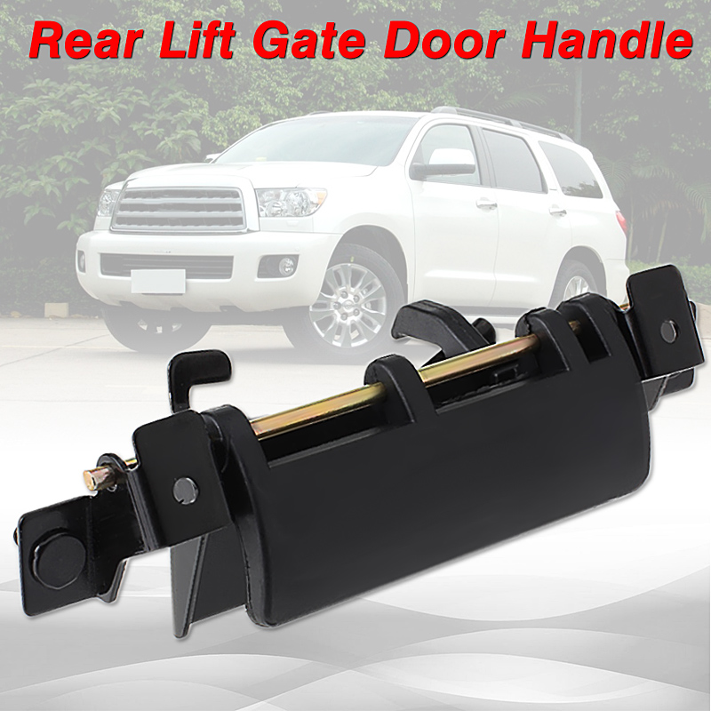 Homemade Lift Lever For Gate : Outside rear lift tail gate door handle for toyota