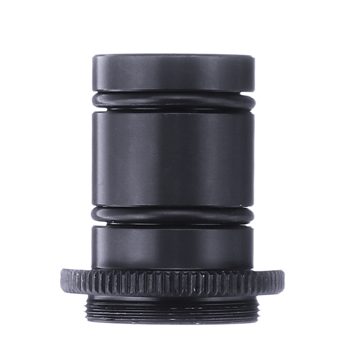 Microscope Adapter Lens,0.5X C-Mount 30//30.5mm Reduction Lens Microscope Eyepiece Adapter 23.2mm Connector for Microscope CCD Camera Eyepiece Lens