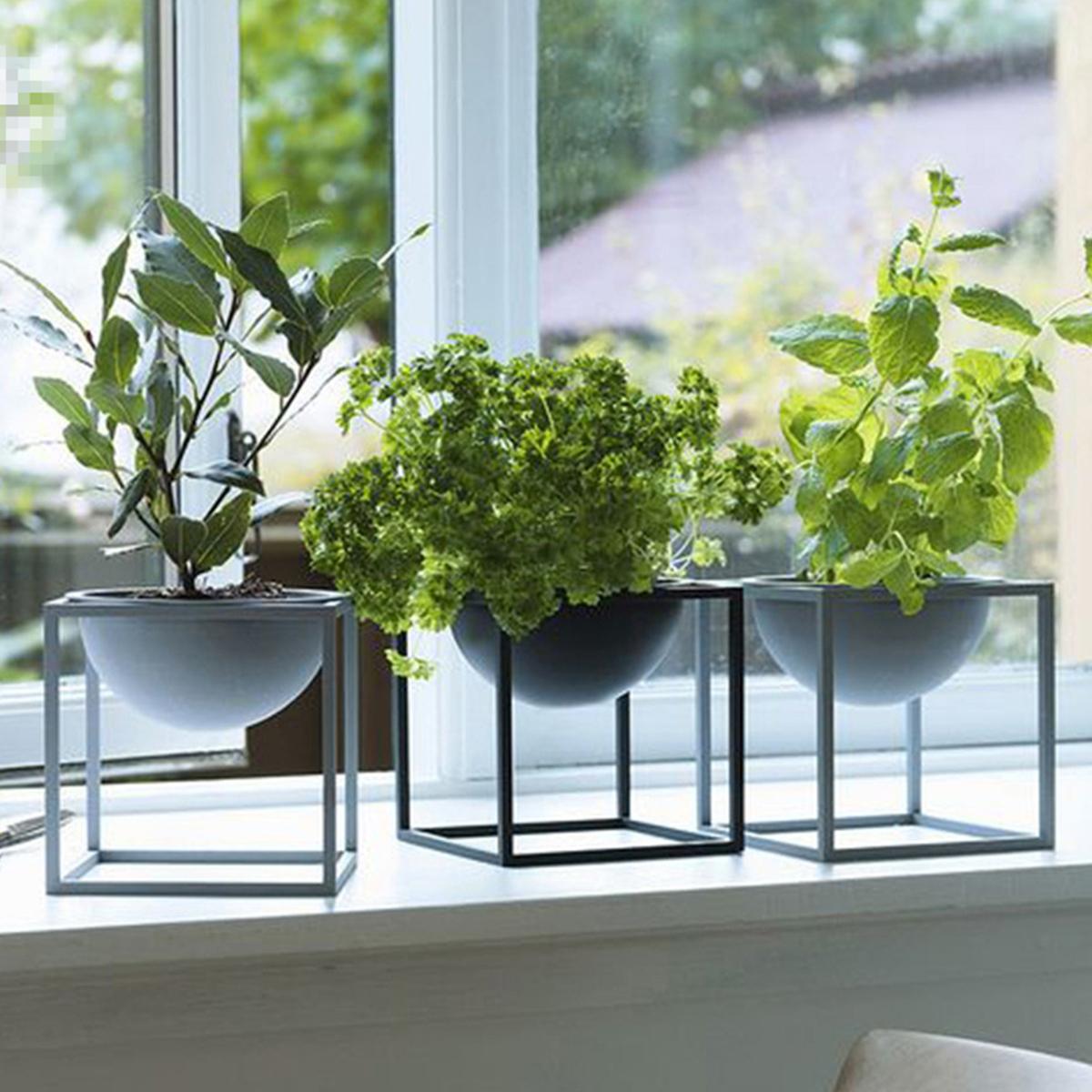 20cm-Holder-Plant-Metal-Pot-Stand-Planter-Garden-Flower-Display-Rack-Shelves