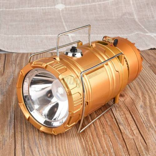 Solar-Power-Camping-LED-Lantern-Rechargeable-Tent-Hanging-Light-Lamp-with-Fan
