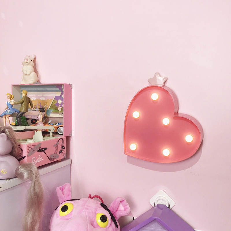 11 led mignon veilleuse nuit lampe nuage animal enfant b b chambre lumi re d co ebay. Black Bedroom Furniture Sets. Home Design Ideas