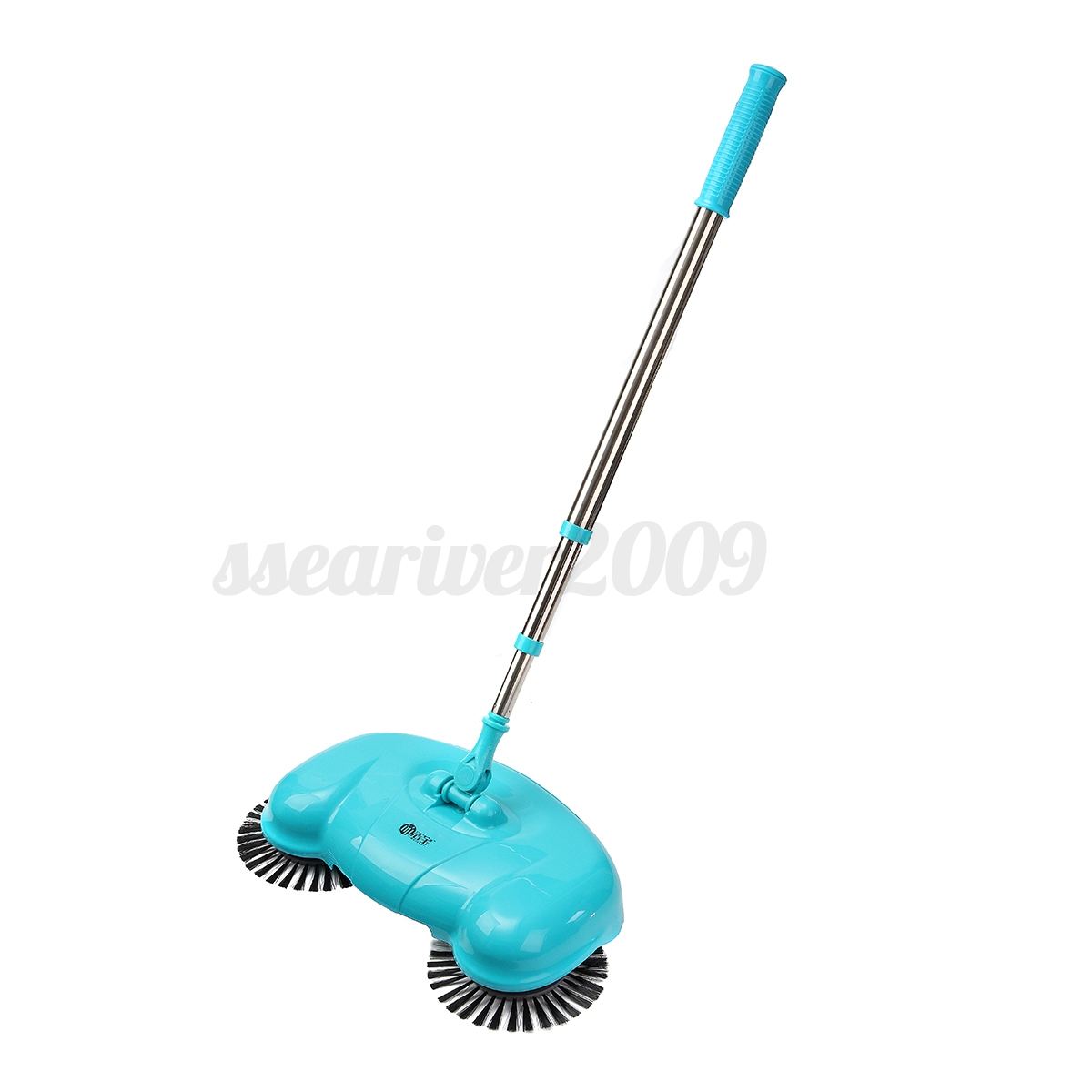 Auto Household Spin Hand Push Sweeper Home Broom Room