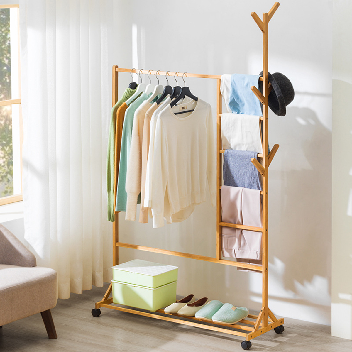 wooden clothes rack for sale in sri lanka