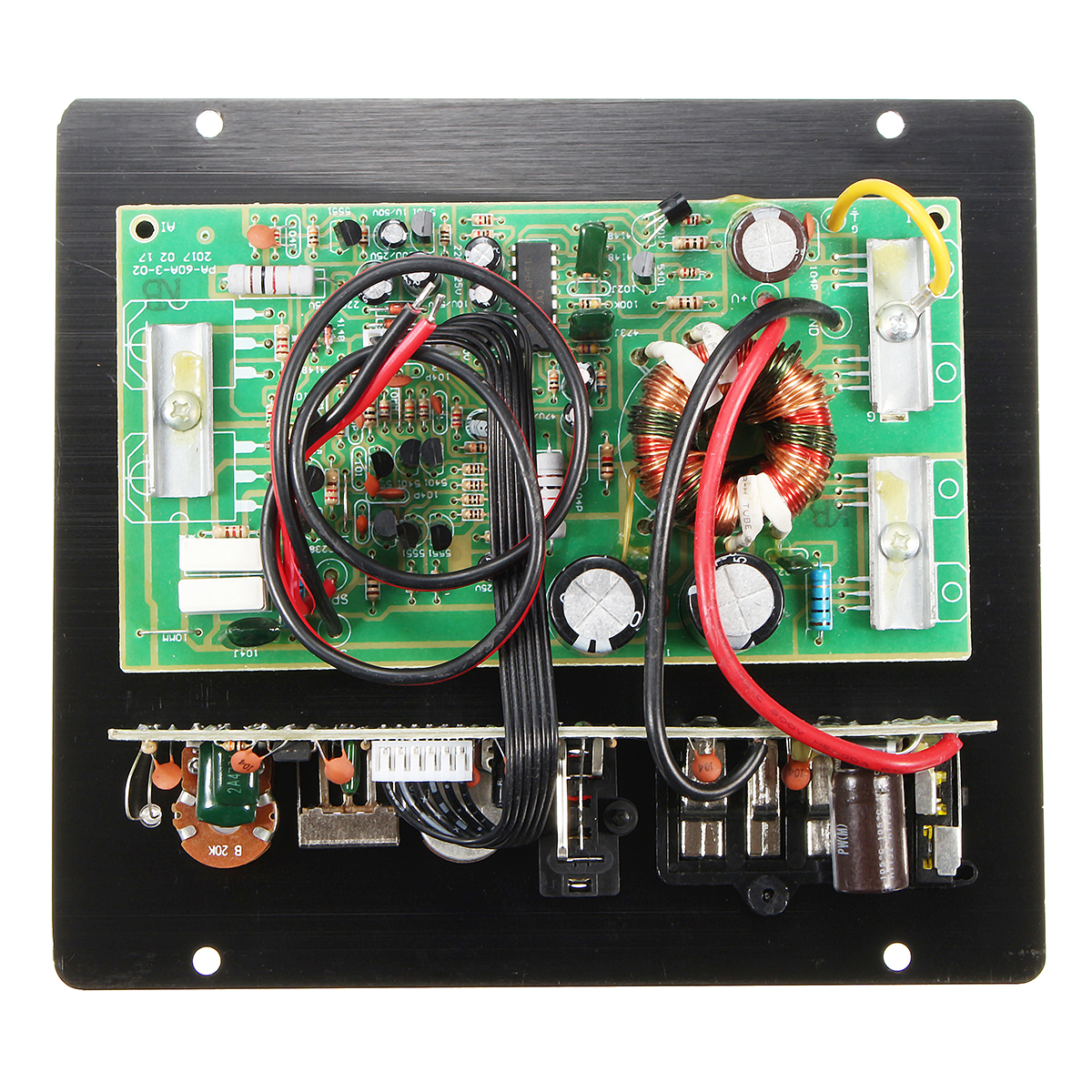 Other Electronics 12v 600w High Power Audio Momo 700w Amplifier With 2sc5200 2sa1943 Mono Car Board