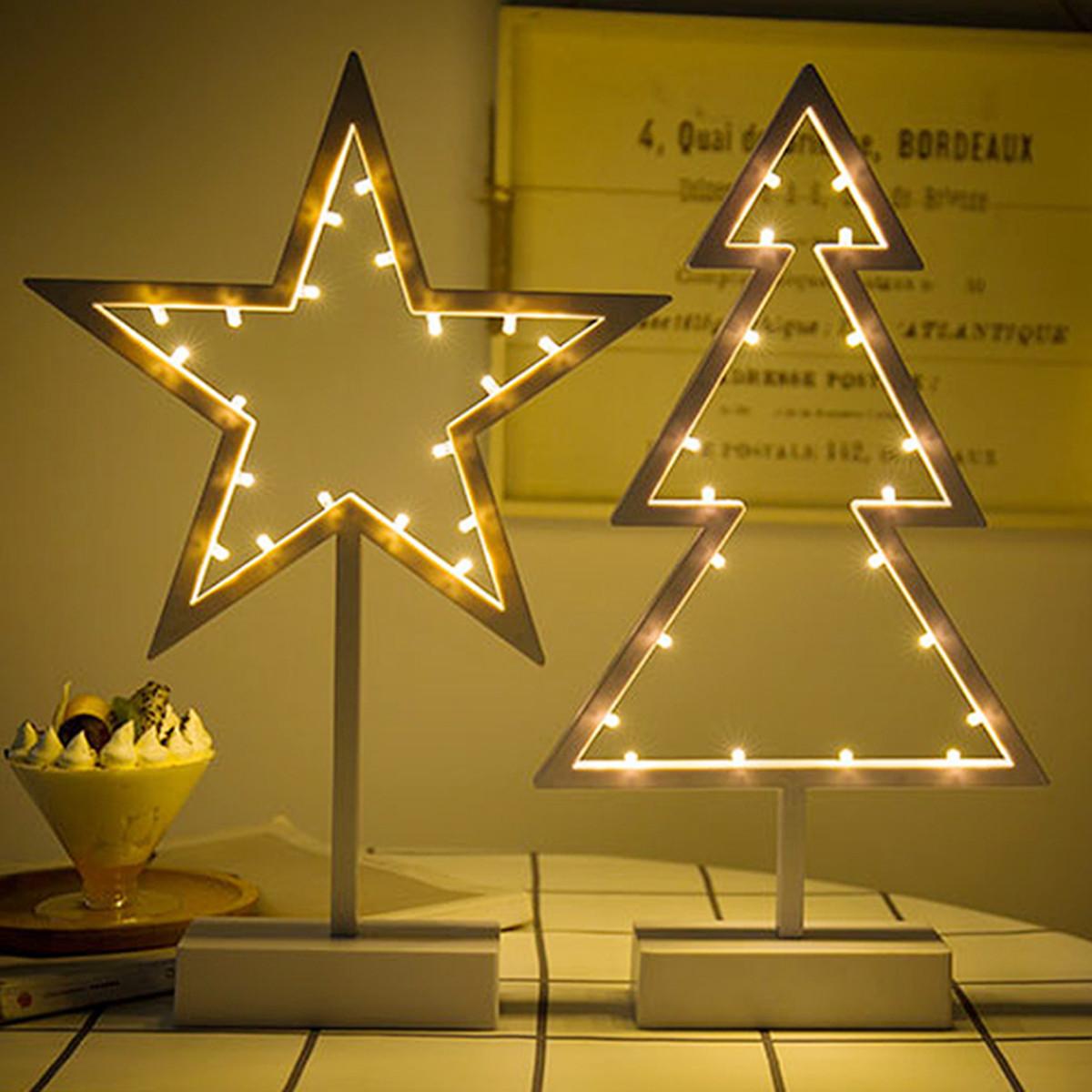 20LED-Heart-Start-Light-39CM-Free-Standing-Table-Lamp-Tree-Wedding-Light-Decor