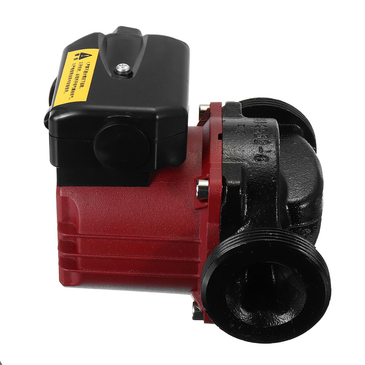 Hot Air Circulator : Hot water circulating pump speed v central heating