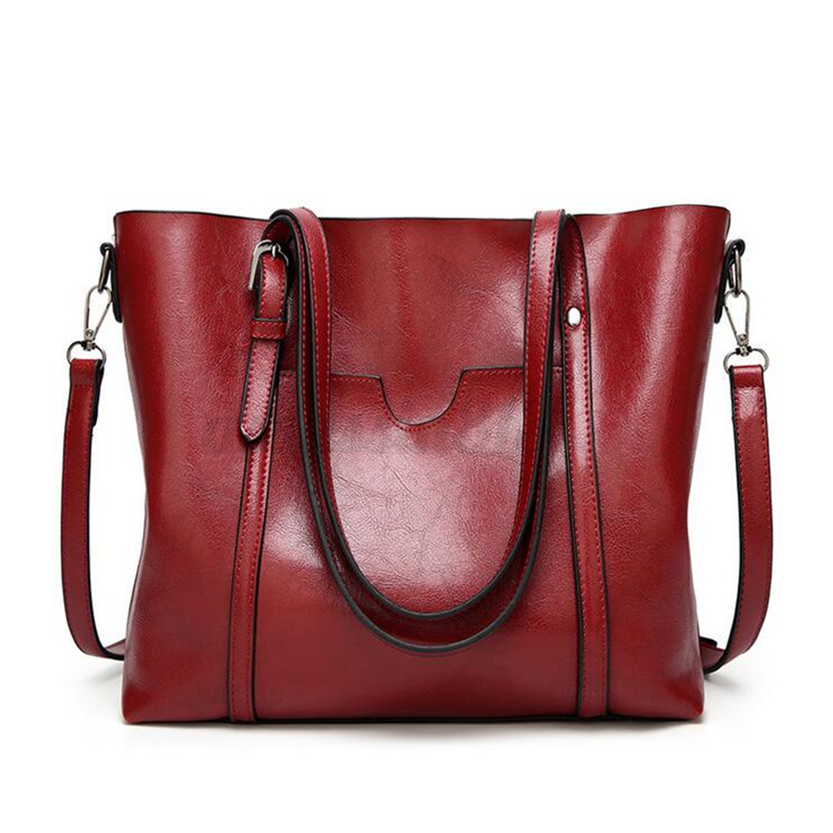 Fashion-Women-Leather-Purse-Lady-Messenger-Handbag-Shoulder-Bag-Tote-Satchel-Hot