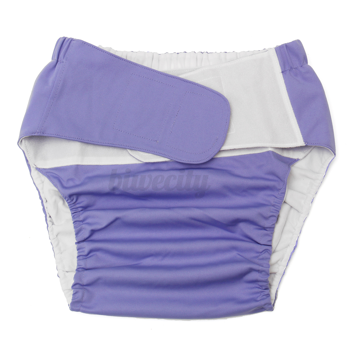 waterproof breathable adult cloth diaper pant for bedwetting incontinence aid ebay. Black Bedroom Furniture Sets. Home Design Ideas