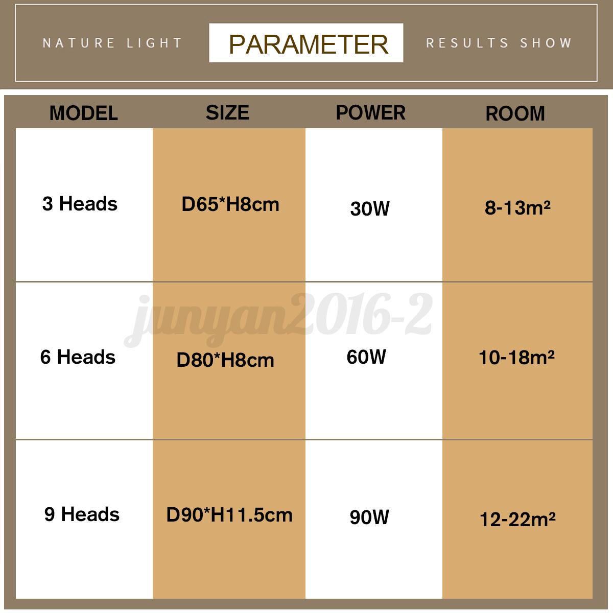 LED-Modern-Ceiling-Light-For-Living-Dining-Room-Bedroom-Lustres-Led-Chandelier thumbnail 12