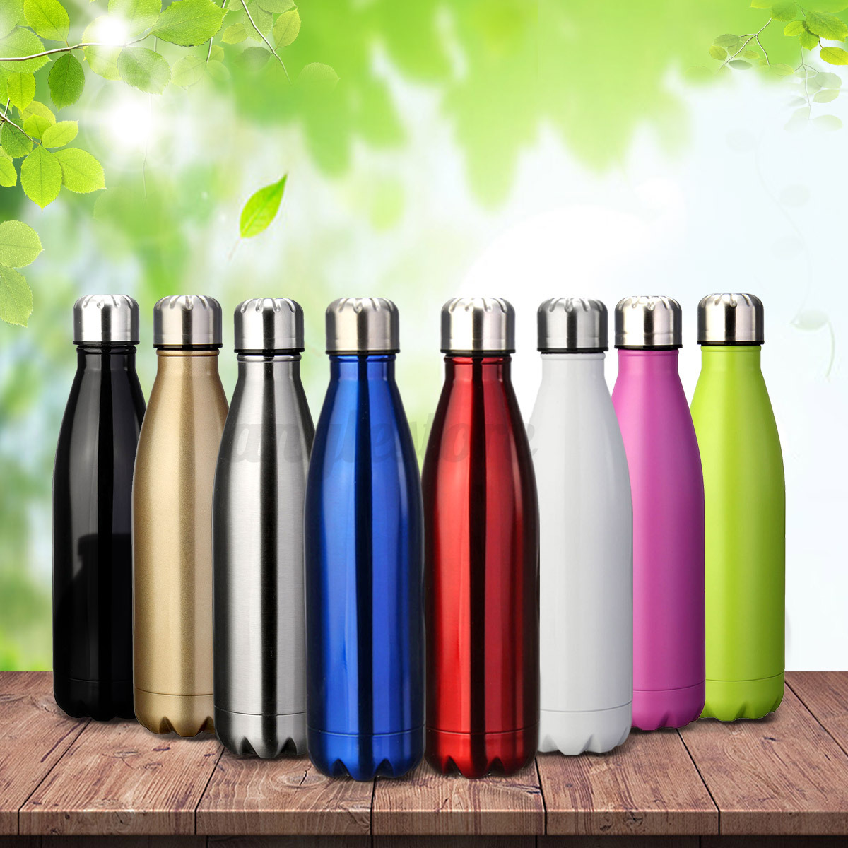 500ML-Stainless-Steel-Double-Wall-Vacuum-Insulated-Bottle-Water-Flask-Sport