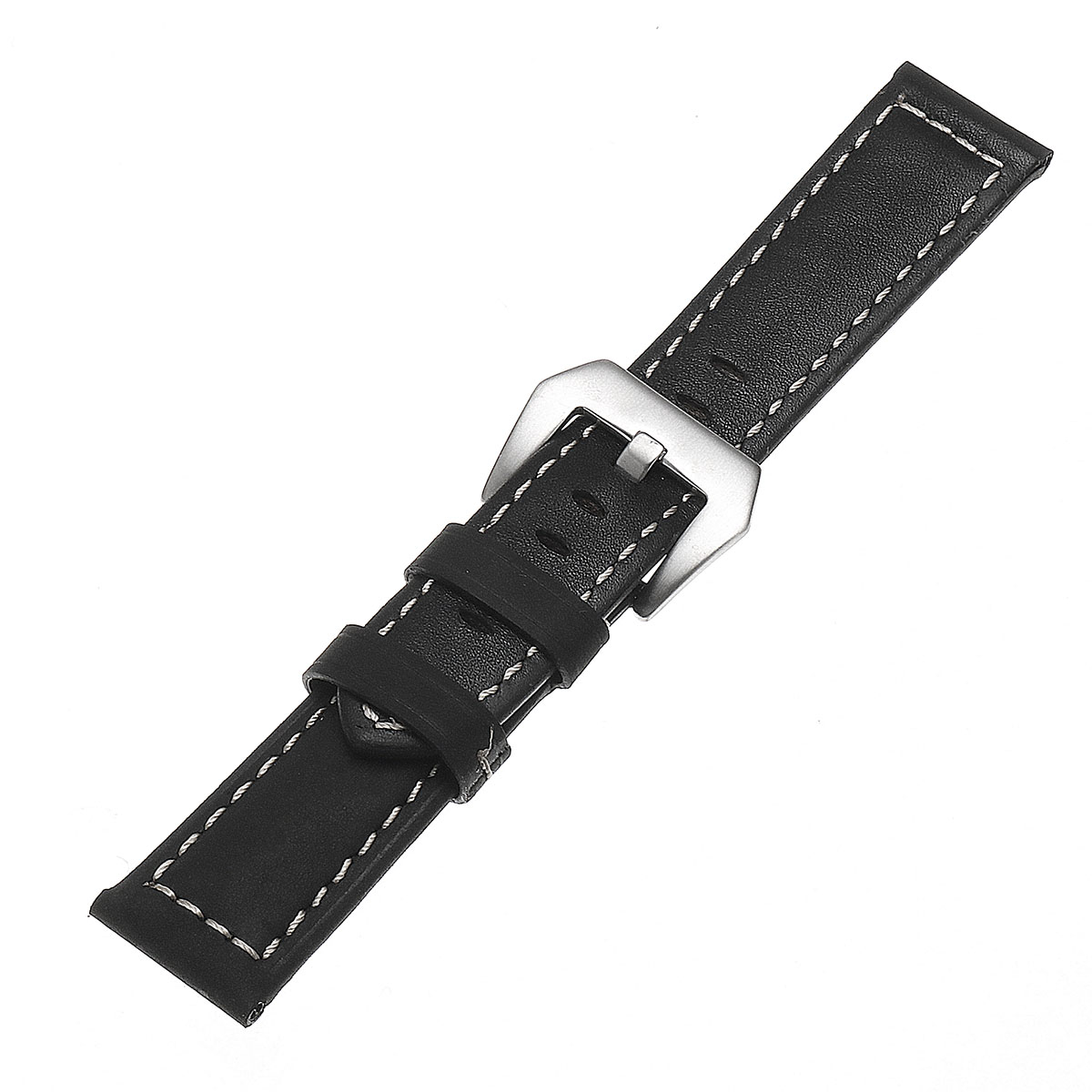 For-Samsung-Gear-S3-Classic-Frontier-Leather-Watch-Band-2-Spring-Bars-Adjustable