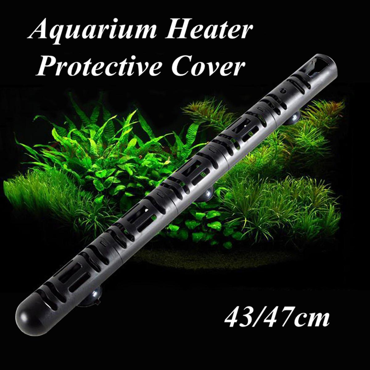 43 47cm Plastic Aquarium Tank Heater Insulation Protective