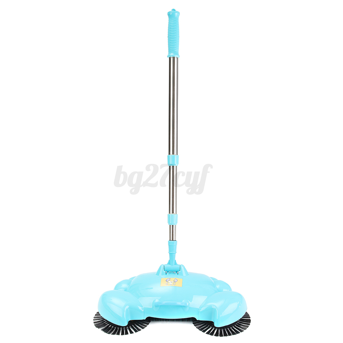 Spin Home Hand Push Broom Household Floor Dust Cleaning