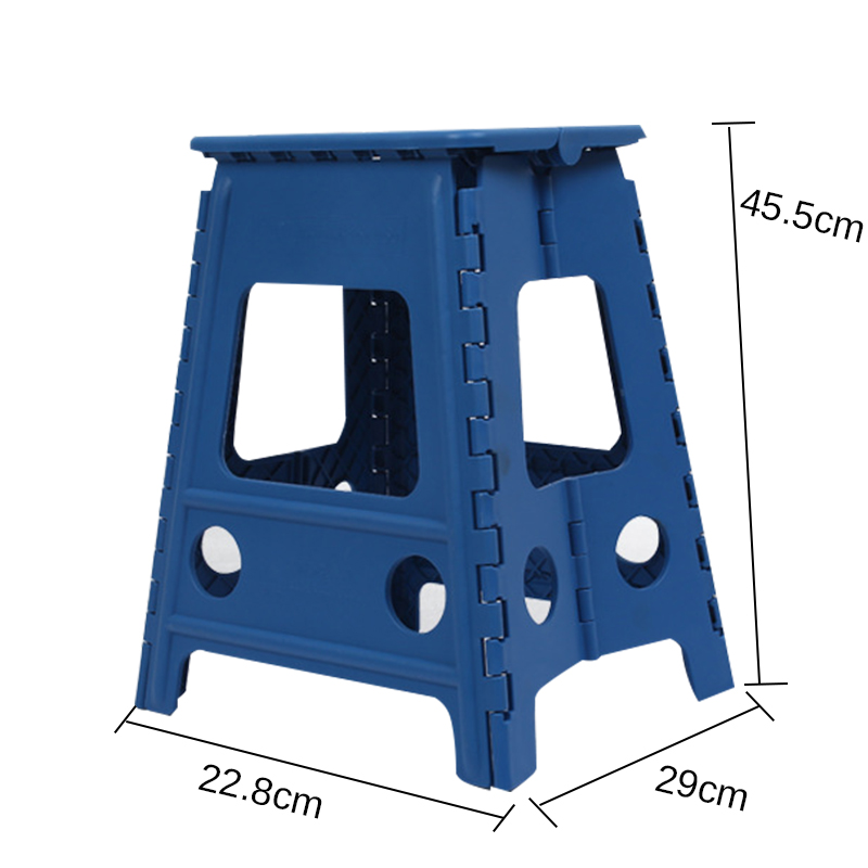 Tremendous Details About Kcasa Folding Step Stool Portable Plastic Foldable Chair Store Flat Outdoor Pabps2019 Chair Design Images Pabps2019Com