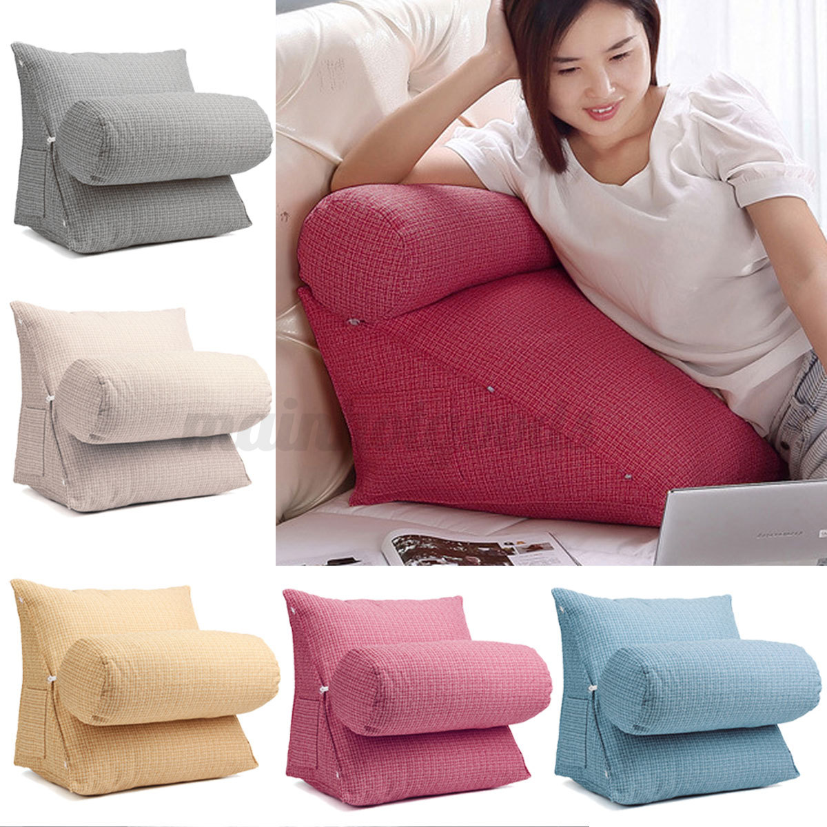comfort wedge touch bed pillow canada elevation products