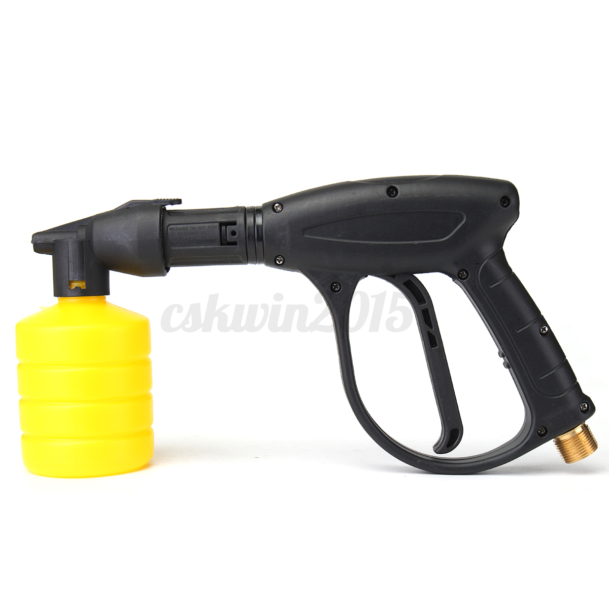 High pressure washer trigger gun snow foam lance water jet
