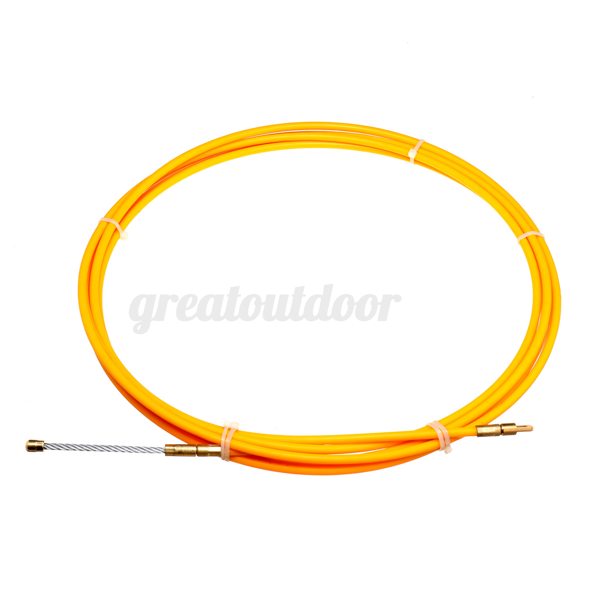Conduit Wiring Cable 30 20 5m Fiberglass Push Puller Duct Snake Rodder Fish