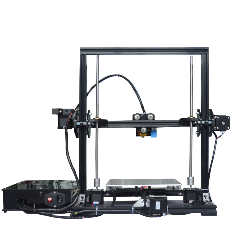 Auto Leveling Glass Bed