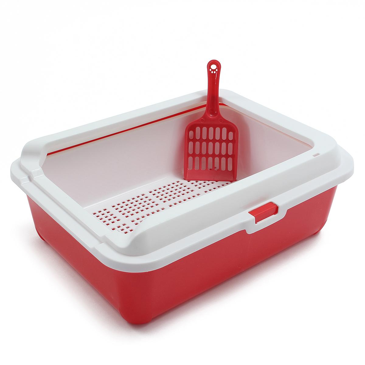 Pet-Litter-Tray-Toiletries-Portable-Cat-Toilet-House-Litter-Box-Scoop-Carrier