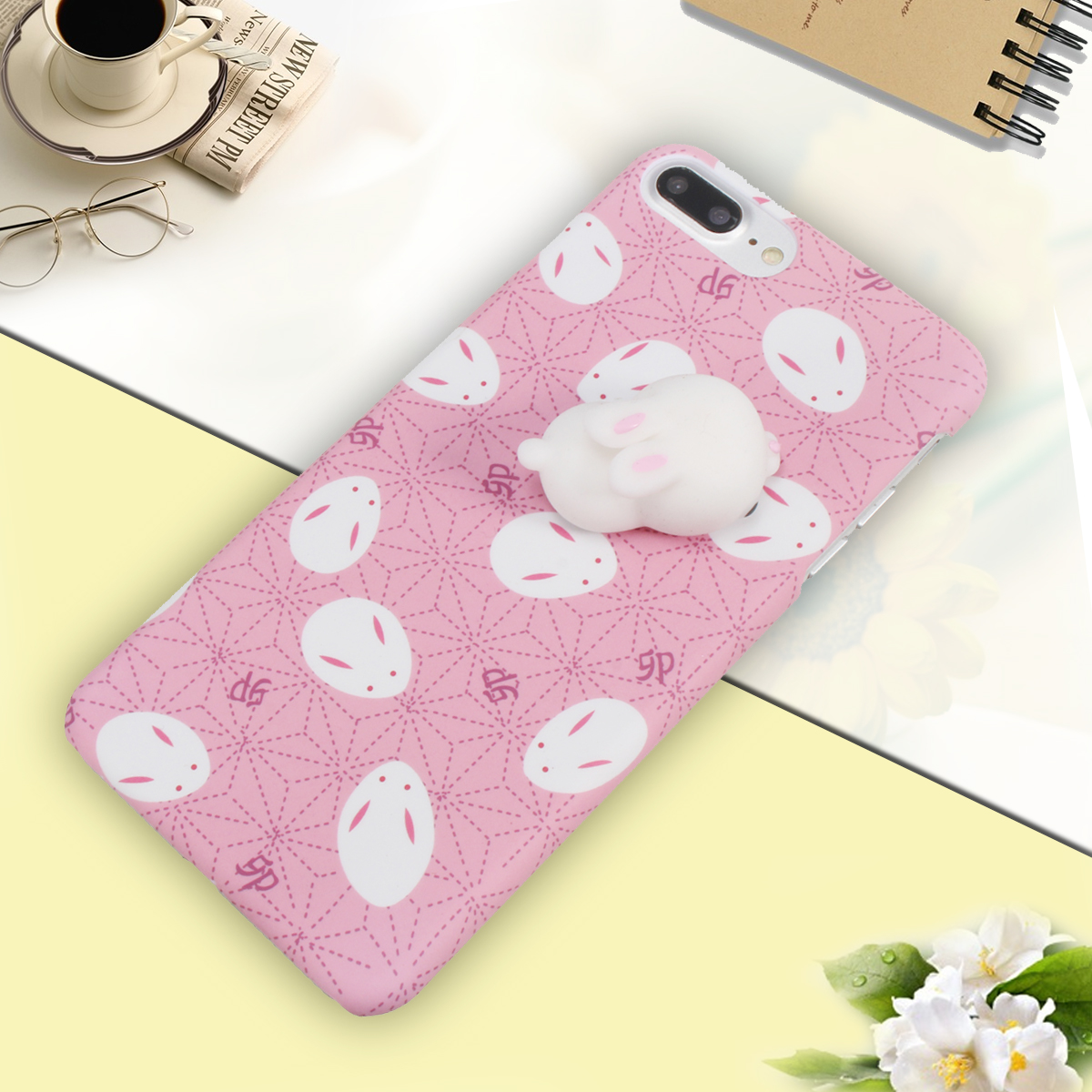 Squishy Cases Iphone 7 : Squishy 3D Cartoon Silicone Soft Animal Cover Case For iPhone 7 Plus / iPhone 7 eBay
