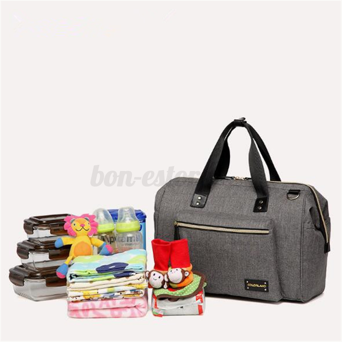 baby diaper bag nappy bag travel mummy handbag shoulder crossbody bags large new ebay. Black Bedroom Furniture Sets. Home Design Ideas
