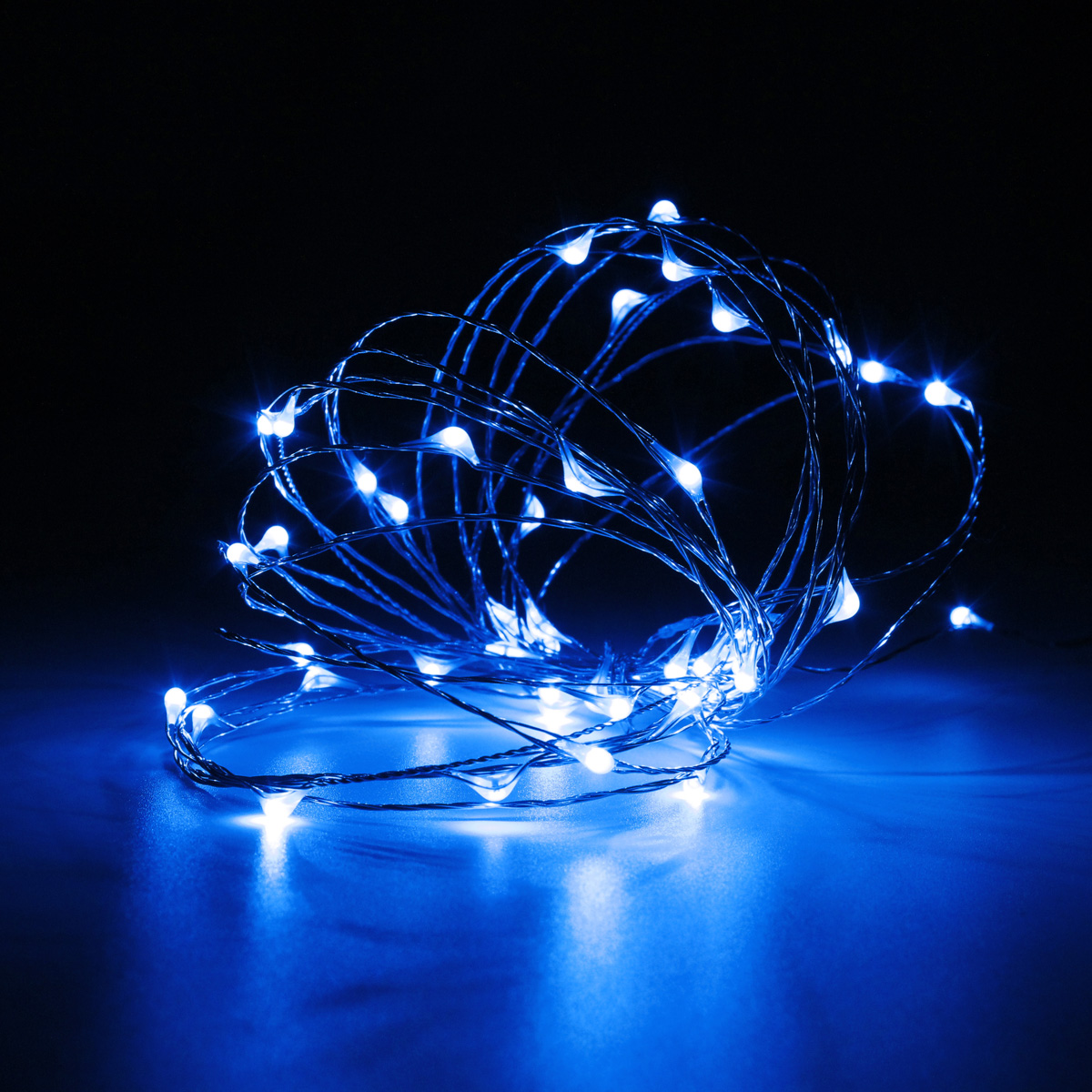 10m-100LED-Copper-Wire-String-Fairy-Light-Xmas-Battery-Power-Remote-Controller miniature 14