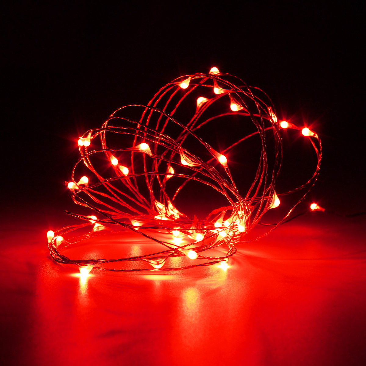 10m-100LED-Copper-Wire-String-Fairy-Light-Xmas-Battery-Power-Remote-Controller miniature 16