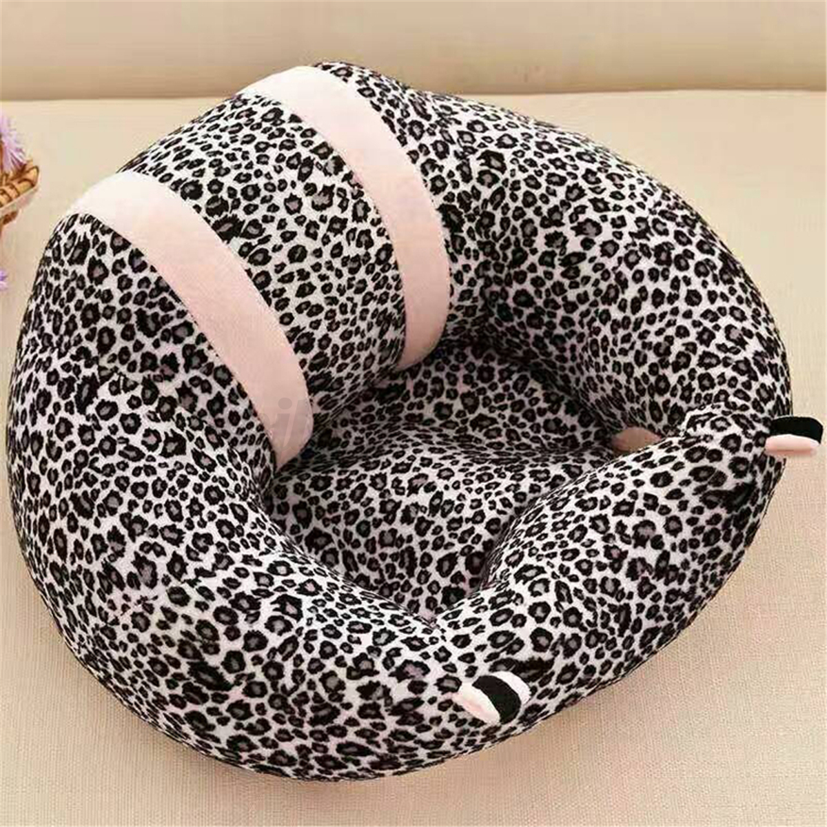 Baby Sofa Seat Learn Sit Soft Chair Children Kids Sleeping Plush