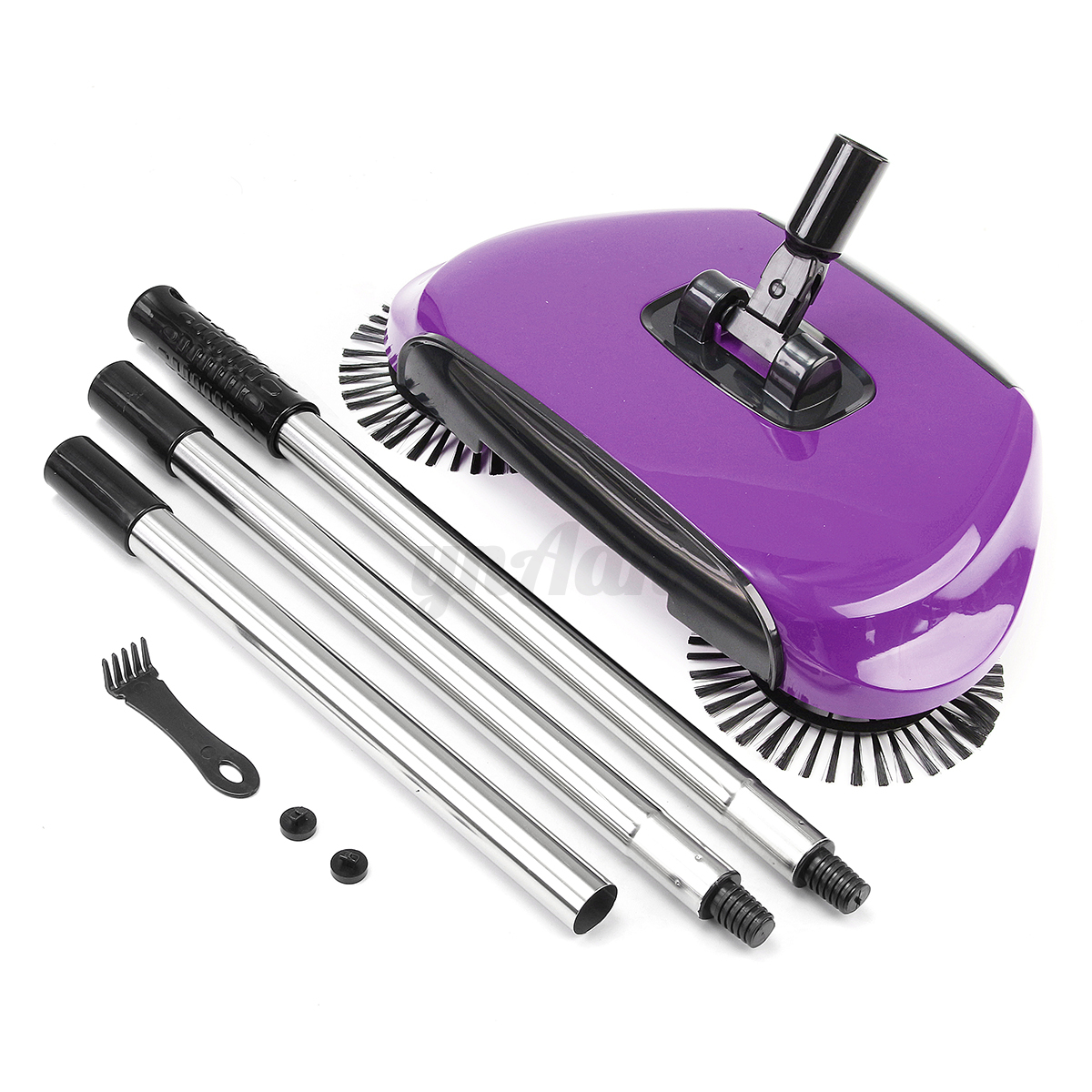 360-Automatic-Hand-Push-Cordless-Sweeper-Broom-Cleaner-Household-Cleaning-Floor