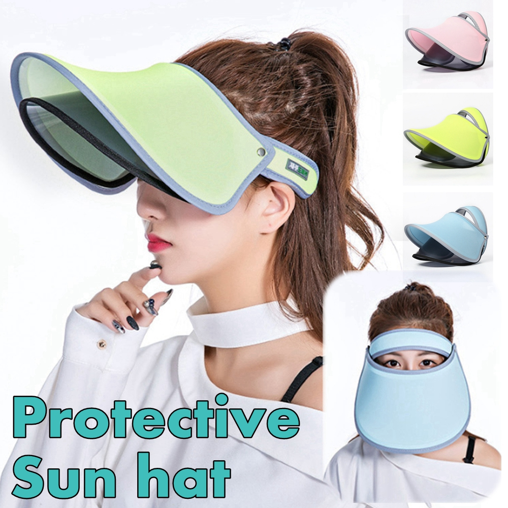 Anti-fog-Empty-Top-Cap-Clear-Full-Face-Splash-proof-Face-Protective-Hat