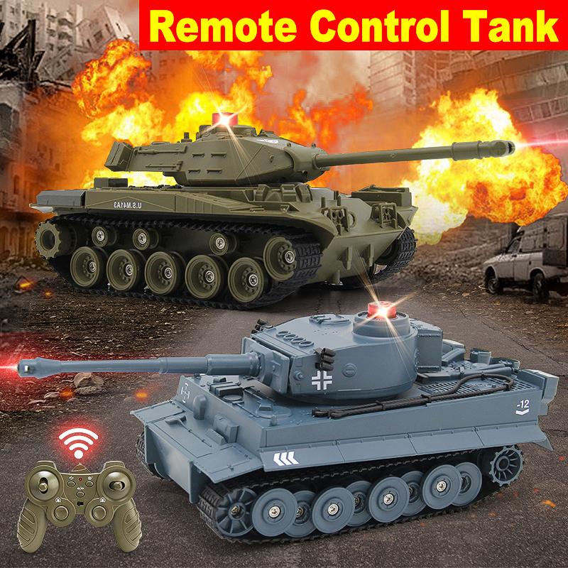 rc battle tank 2 4ghz 30 meters